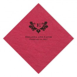 Stylish Luncheon Napkins