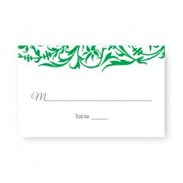 Damask Seating Cards