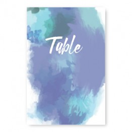 Boho Romance Table Cards