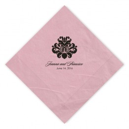 Victoria Damask Luncheon Napkins