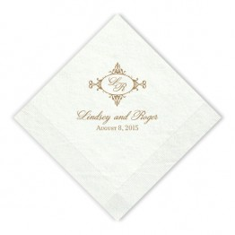 Willow Beverage Napkins