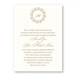 Hannah Wedding Invitations
