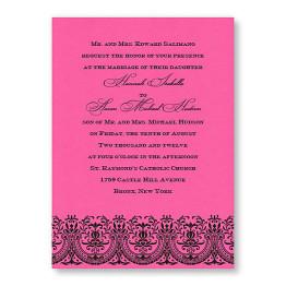 Victoria Wedding Invitations