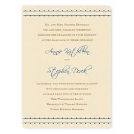 Annie Wedding Invitations