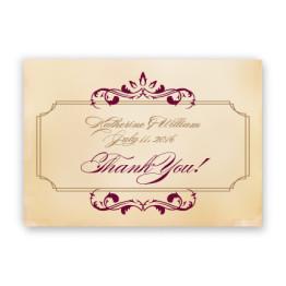 Greta Thank You Cards