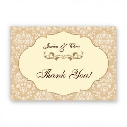 Lindsey Thank You Cards