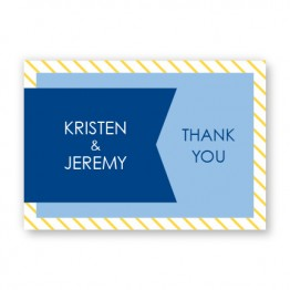 Hadley Thank You Cards