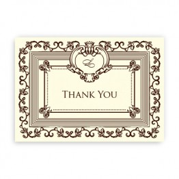 Aubrey Thank You Cards