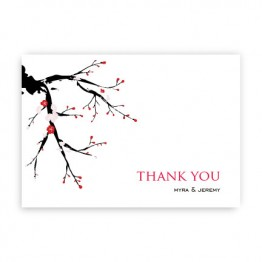 Abigail Thank You Cards