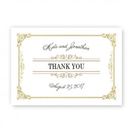 Skyla Thank You Cards