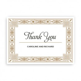 Sonja Thank You Cards