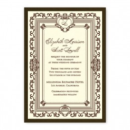 Aubrey Wedding Invitations
