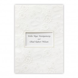 Chantilly Wedding Invitations - LIMITED STOCK ON HAND