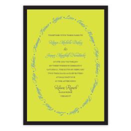 Rebecca Wedding Invitations