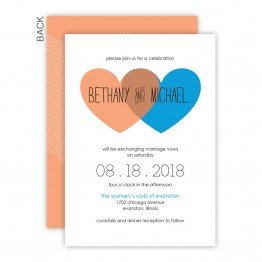 Harper Wedding Invitations