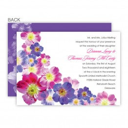 Annabeth Wedding Invitations - LIMITED STOCK AVAILABLE