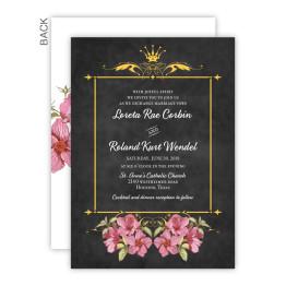 Tatum Wedding Invitations - LIMITED STOCK AVAILABLE