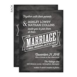 Reyna Wedding Invitations