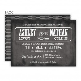Keely Wedding Invitations
