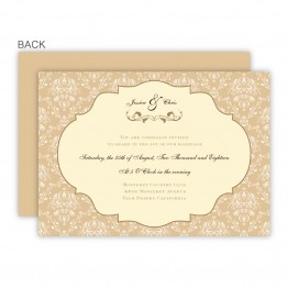 Lindsey Wedding Invitations