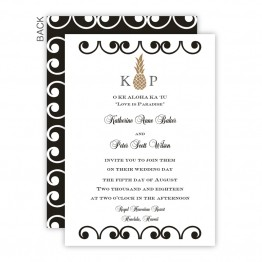 Sally Wedding Invitations