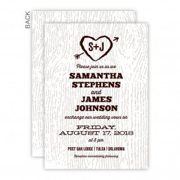 Ingrid Wedding Invitations SAMPLE