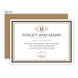 Rory Wedding Invitations