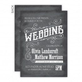 Mara Wedding Invitations