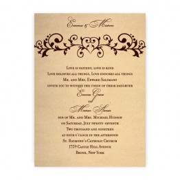 Emma Wedding Invitations