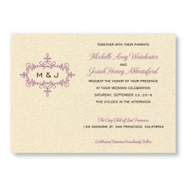 Rosie Wedding Invitations