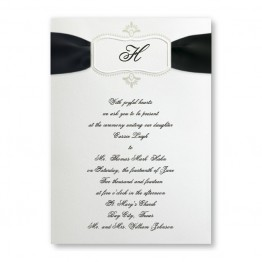 Bali Frame Wedding Invitations - LIMITED STOCK AVAILABLE