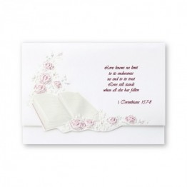 Bridal Blessings Wedding Invitations