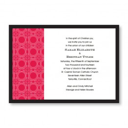 Buckingham Wedding Invitations