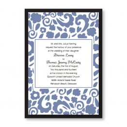 Divine Elegance Wedding Invitations