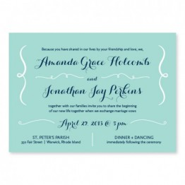 Embrace Wedding Invitations