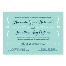 Embrace Wedding Invitations