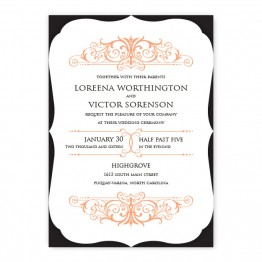 Felicia Wedding Invitations