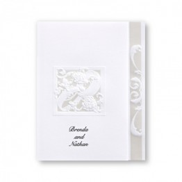 For All Eternity Wedding Invitations