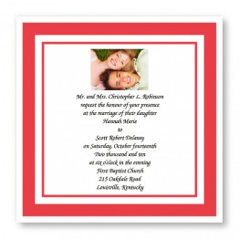 Forever Yours Wedding Invitations