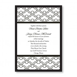 Fresh Expressions Wedding Invitations