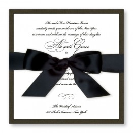 Grace Wedding Invitations