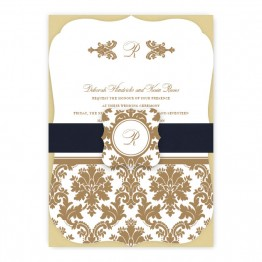 Harlow Wedding Invitations