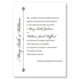 Harmony Wedding Invitations