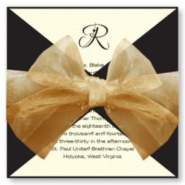 Initially Yours Wedding Invitations