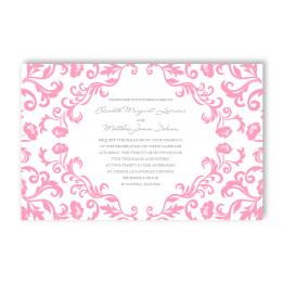 Inspiration Letterpress Wedding Invitations