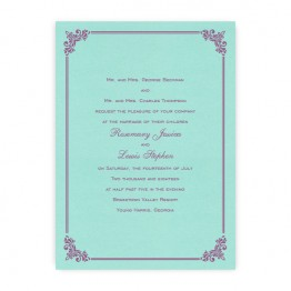 Kirsten Wedding Invitations