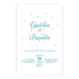 Macy Letterpress Wedding Invitations