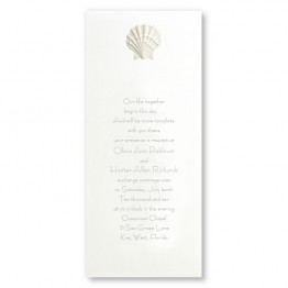 Majestic Wedding Invitations - LIMITED STOCK IN HAND