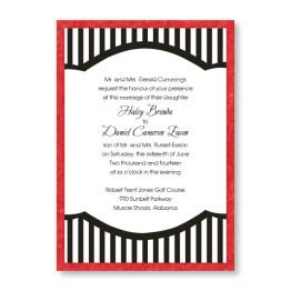 Mayfair Wedding Invitations