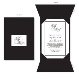 Presentation Wedding Invitations